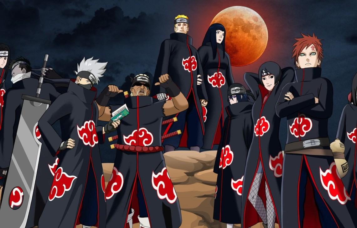 10 Anime Ninja Wallpaper Mobile Anime Top Wallpaper