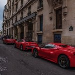 Wallpaper The City Street Italy Ferrari Racing Cars Images For Desktop Section Gorod Download