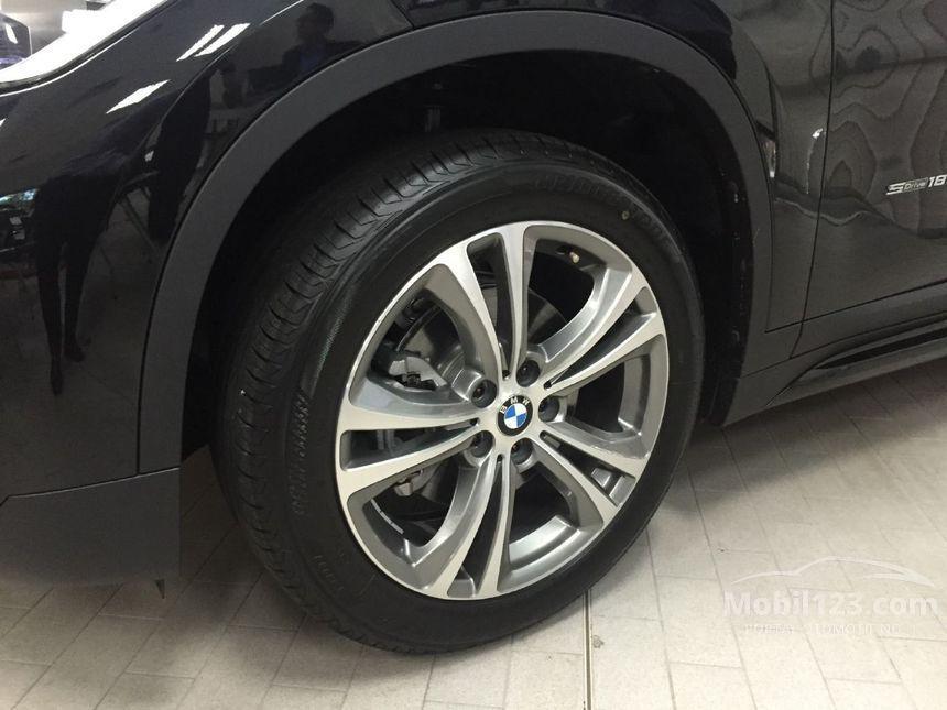 Jual Mobil BMW X1 2017 SDrive18i 1.5 Di DKI Jakarta