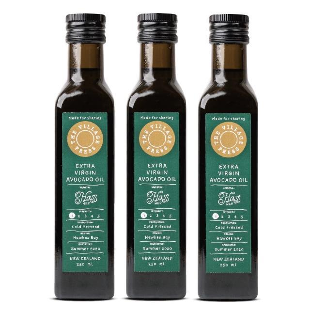 【壽滿趣- 紐西蘭廚神系列】頂級冷壓初榨黃金酪梨油(250mlx3)