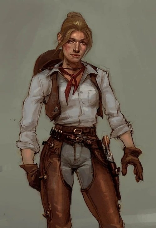 Annie Stoakes Red Dead Redemption Wiki