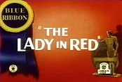 The lady in Red Warner brothers cartoon