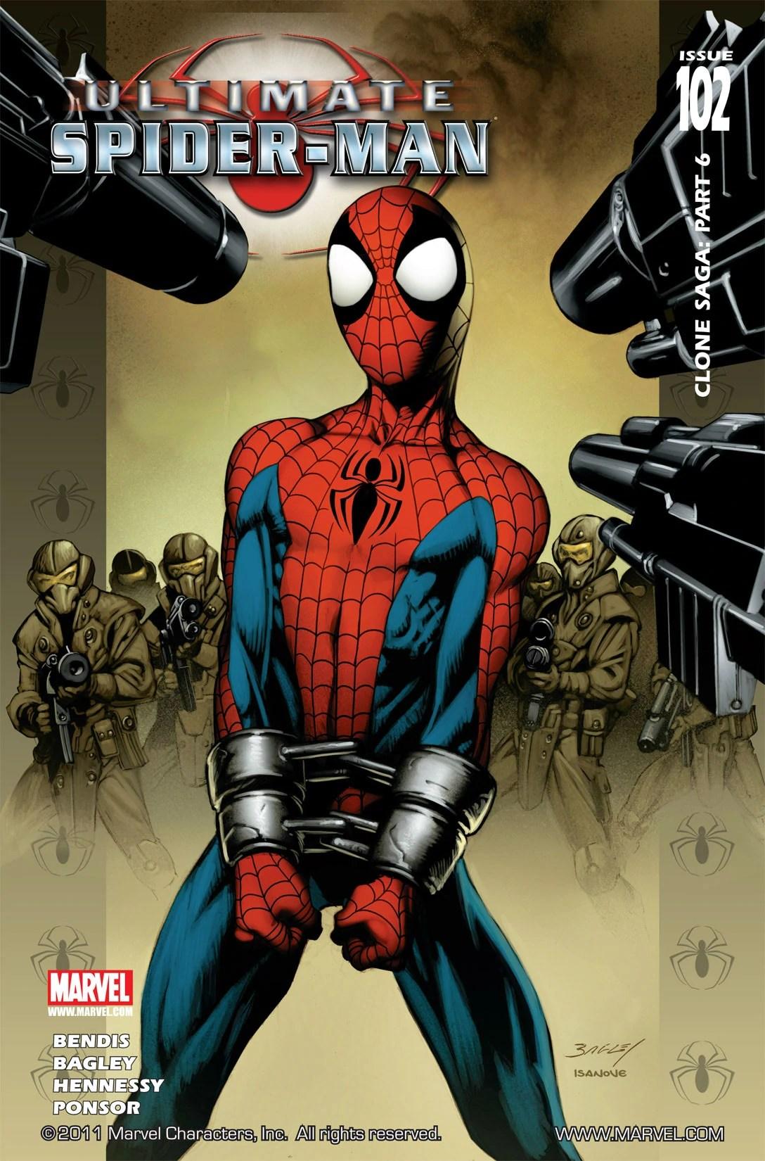 Ultimate Spider Man Vol 1 102
