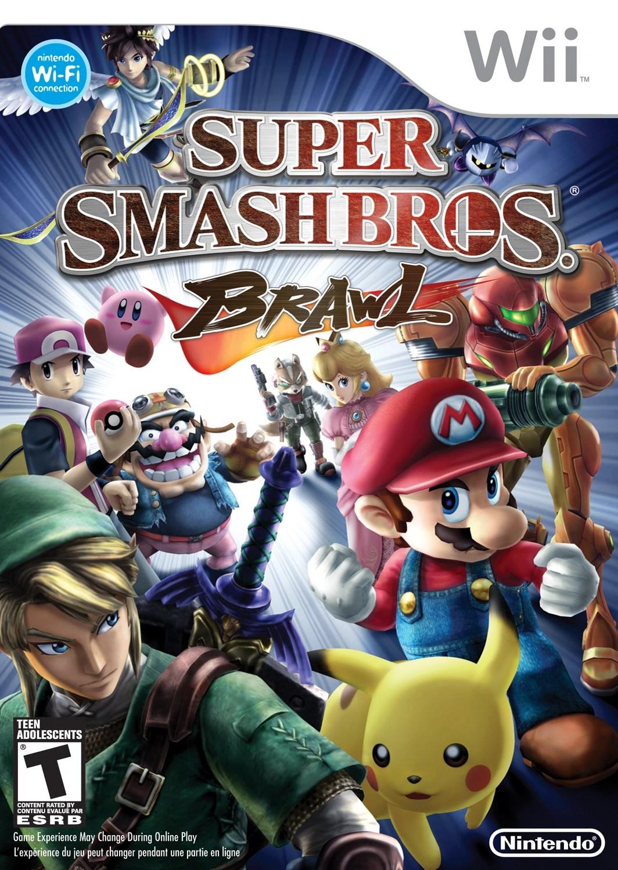 Super Smash Bros Brawl Smashpedia The Super Smash Bros