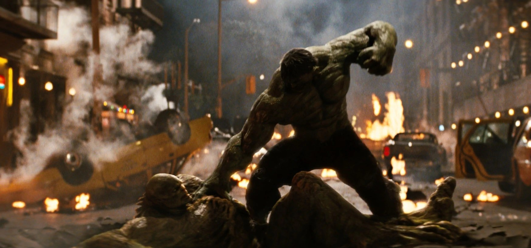 Incredible Hulk, The « Grading Fight Scenes