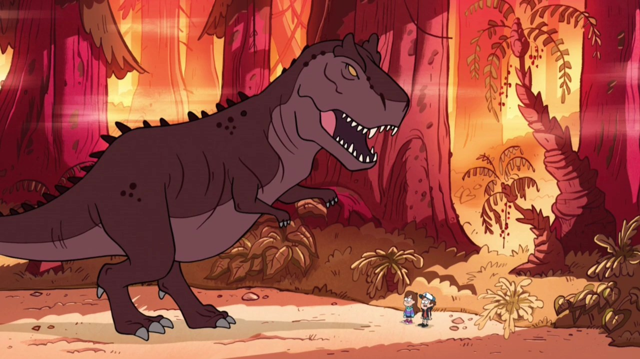 When Dinosaurs Ruled T...