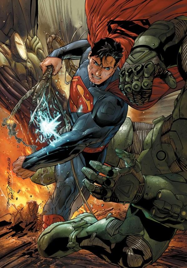 Action Comics #19 Textless