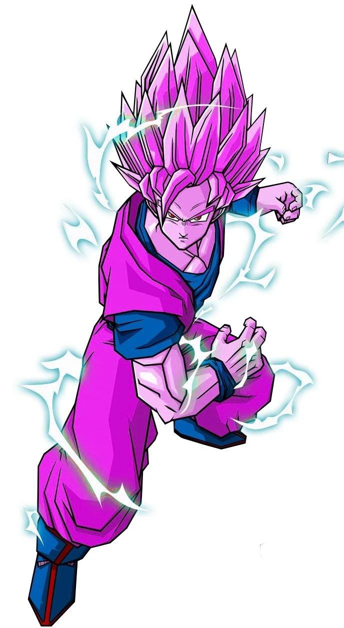 Purple Aura Ball Z Dragon