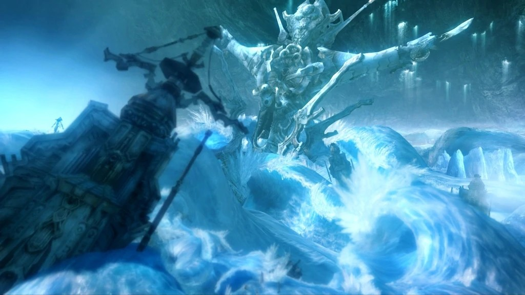 Lake Bresha Final Fantasy Wiki Wikia