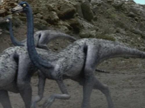 Ornithomimus Prehistoric Park Wiki