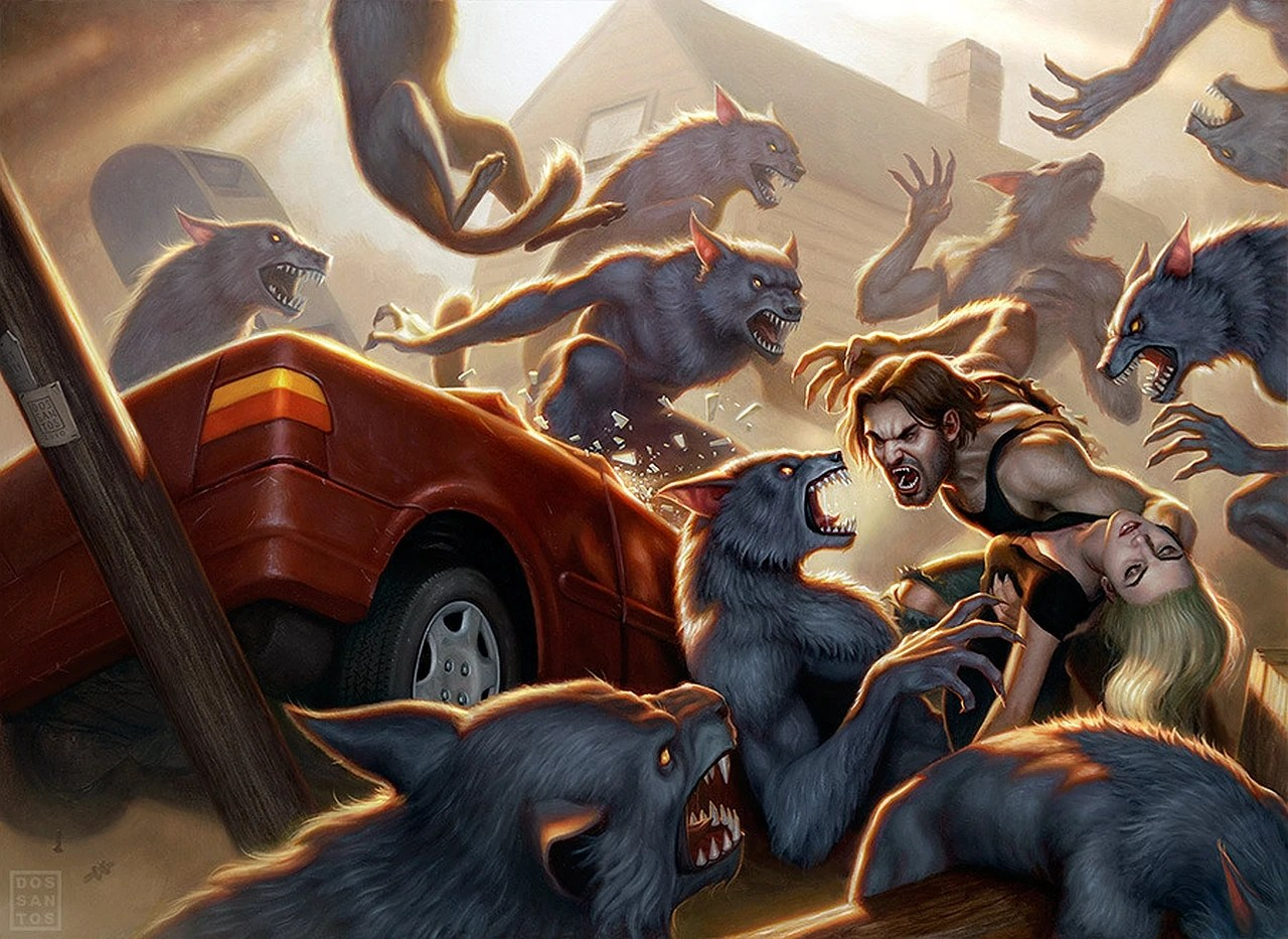 Bigby Wolf Fables