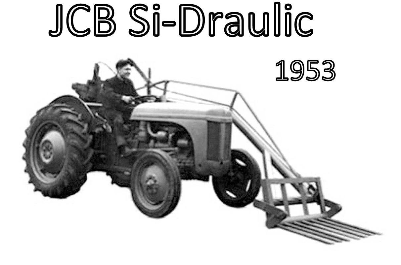 Jcb Si Draulic