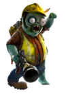 Plants vs Zombies: Garden Warfare Engineer Zombie