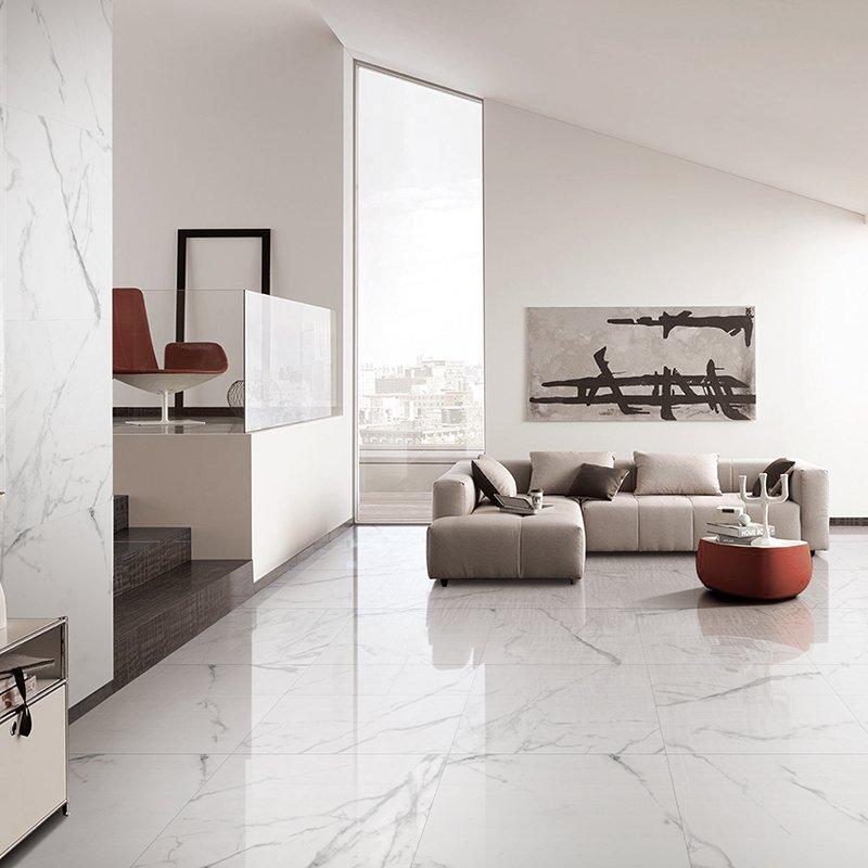 marble floor tile carrara marble