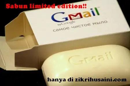 soap, google soap, limited edition soap, sabun dibilik mandi, sabun basuh, sabun gmail, sabun google, sabun menarik, sabun yang cantik, sabun artistik, sabun murah,
