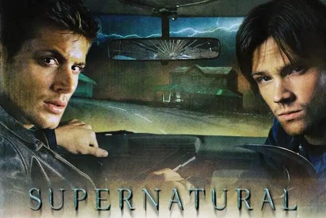 Supernatural Sobrenatural Dual Temporada 1 2 3 4