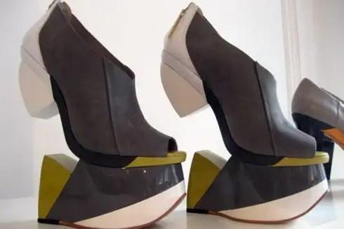 noticias los zapatos más raros del mundo