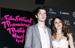 Rachel Bilson with great cleavage attends Wait For Forever New York Premiere - Hot Celebs Home