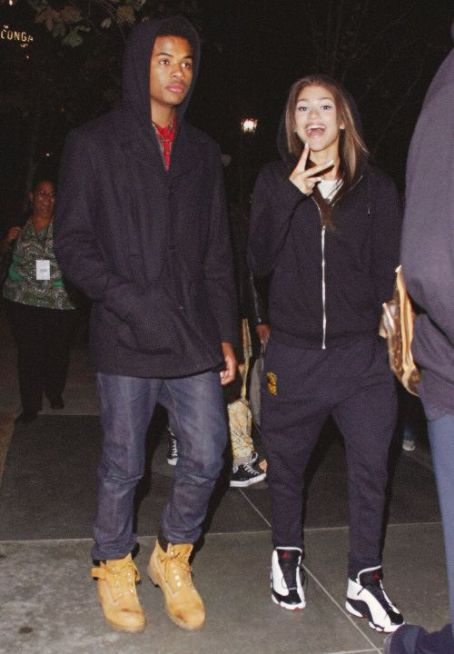 Zendaya And Trevor Jackson Dating Gossip News Photos