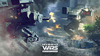 Hybrid Wars screenshots 01 small دانلود بازی Hybrid Wars برای PC