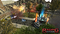 Raging Titan-screenshots