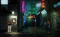 Technobabylon screenshots 01 small دانلود بازی Technobabylon برای PC