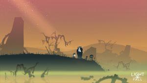 Screen shot-game-Light-Fall