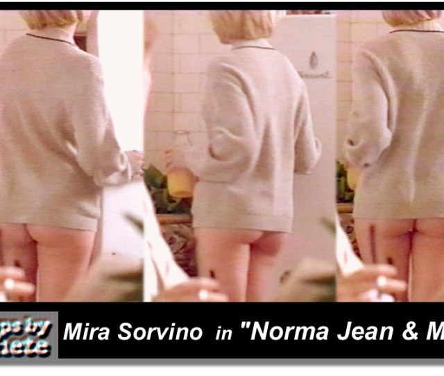 Mira Sorvino Ass