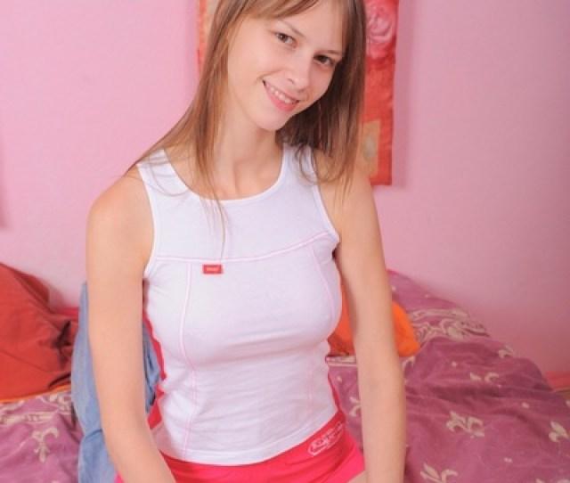 Sexy Teen Model Oksana  Yo Oksana From  Pass For All Sites