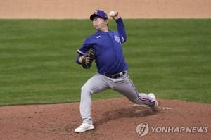 양현종, 25 일 MLB 신시내티와의 시범 경기 시작