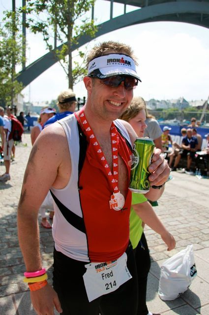 Triallan - Fred Arthur Asdal - Ironman Haugesund
