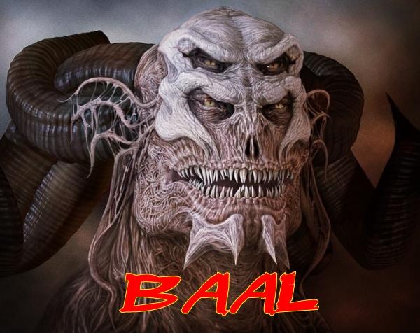 Resultado de imagen para baal demonio