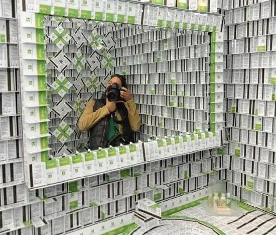 90368003 - Un hotel hecho con más de 200.000 tarjetas llave