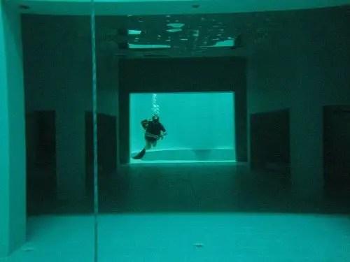 La piscina mas profunda del mundo