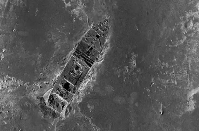 noticias Imágenes nunca vistas del Titanic en el fondo del mar