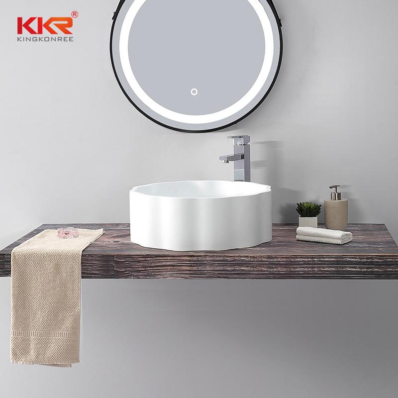 unique design custom white artificial
