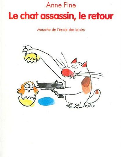 Le chat assassin le retour EPUB