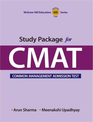 Buy Study Package for CMAT 1st Edition: Book