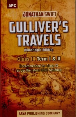 Gulliver's Travles (Term 1 & 2) (Class - 9) (English) 1st ...