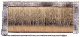 Oleva Silk Mirror Lace  Clutch: Clutch