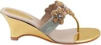 Charu-Diva Design Studio Wedges: Sandal