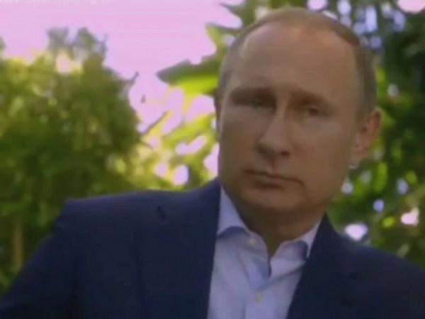 «Она очень энергичная женщина» — Владимир Путин о Хилари ...