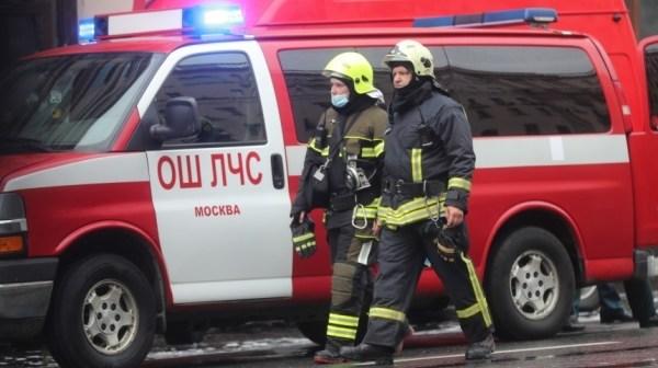 Бизнес-центр загорелся на Новом Арбате в Москве | Новости ...