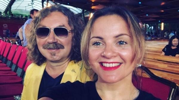 Жена Николаева поздравила его с днем рождения как и год назад