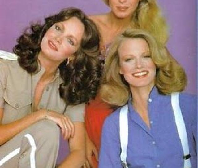 Jaclyn Smith Cheryl Ladd And Shelley Hack In Charlie S Angels