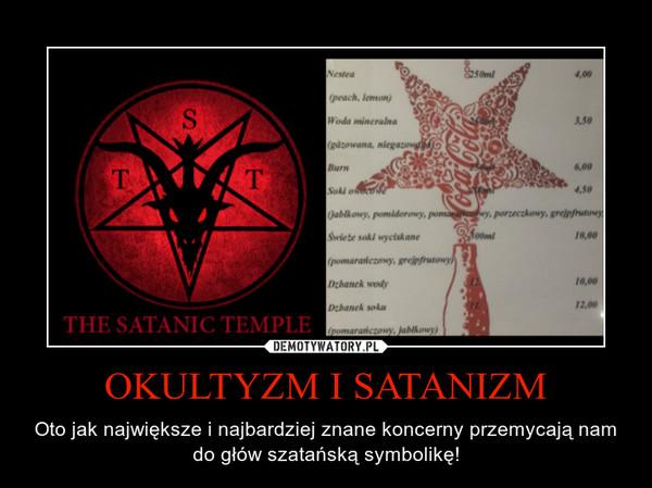 Znalezione obrazy dla zapytania satanizm zdjecia