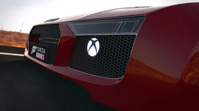 Forza Horizon 3 - poznajcie specjalną wersję konsoli Xbox One S - obrazek 1