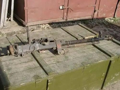 Armas de fuego hechas en casa