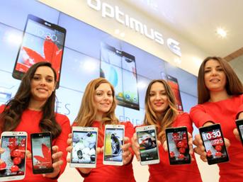 LGden 4 ayrı akıllı telefon serisi