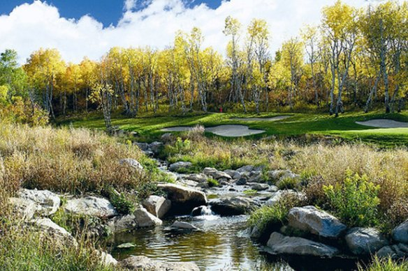 Golf Beaver Creek   MountainGetaway The two championship courses at Red Sky Golf Club feature amazing scenery  that is only rivaled